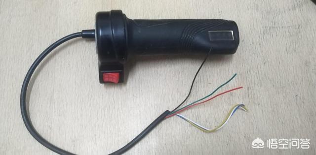 电动车把手的调速原理是什么?