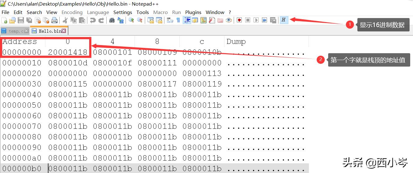 从事开发多年,分不清STM32的RAM使用情况?一图弄清它