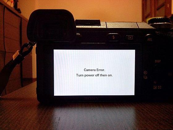 数码相机遇到这12种错误,自己动手就能解决,再不用找人维修