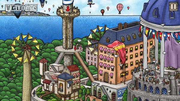 解谜寻物游戏《迷宫大侦探》现已开放Steam试玩版