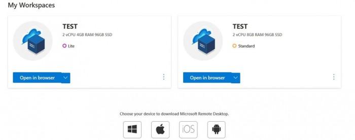 Cloud PC服务曝光:将Windows 10桌面挪到云端