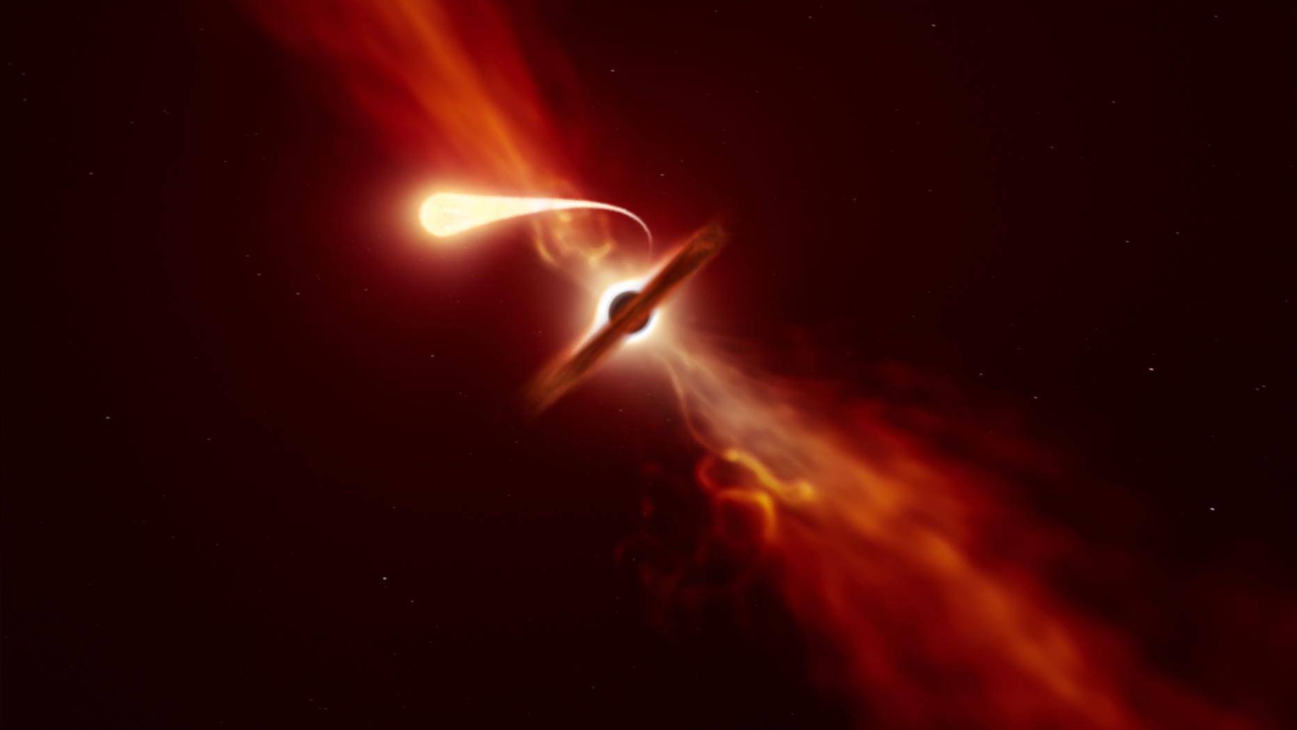 黑洞不再神秘,2020年,我们在黑洞研究领域取得了10大突破