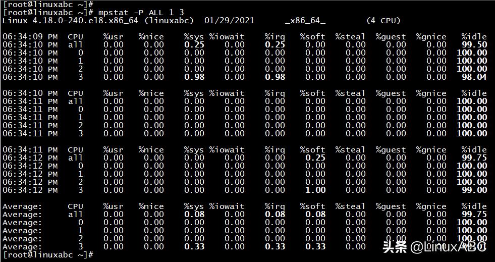 Linux性能优化之CPU