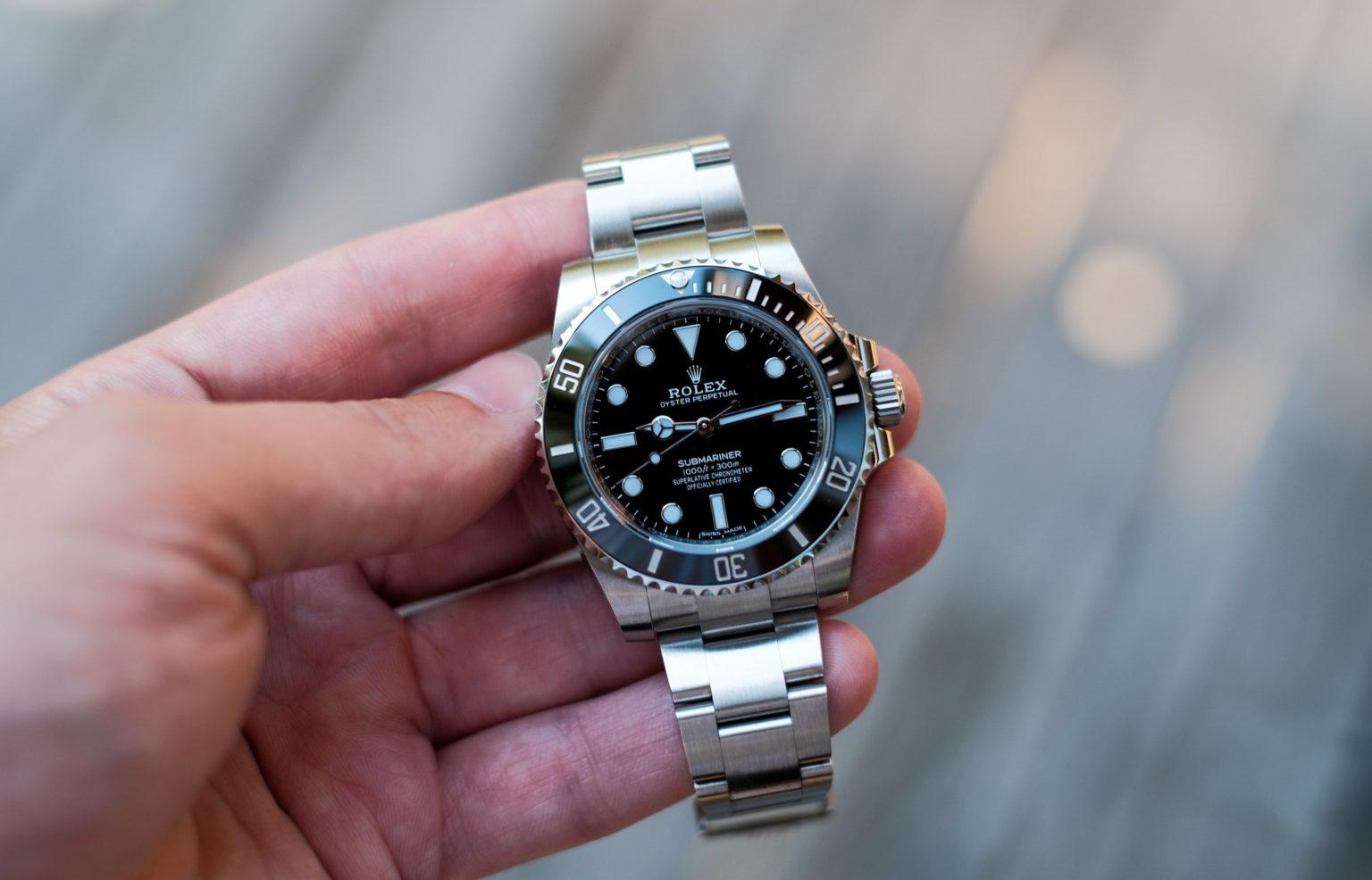 5大标志性的手表