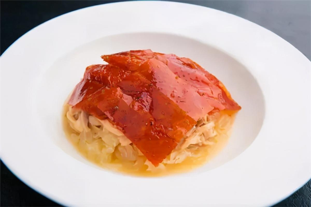 什么是高端港式粤菜?这些菜品真的太诱人了