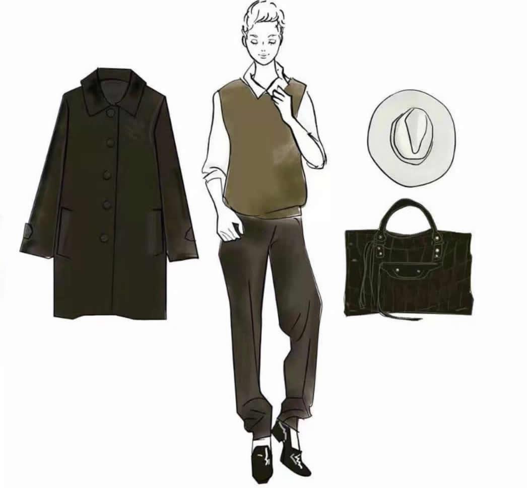 """不懂风格、怎能会穿?8种""""风格穿搭""""解析,值得精读的穿衣干货"""