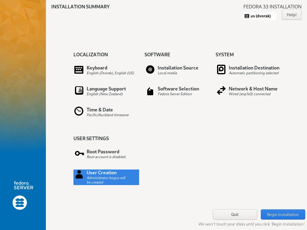 安装 Linux,只需三步