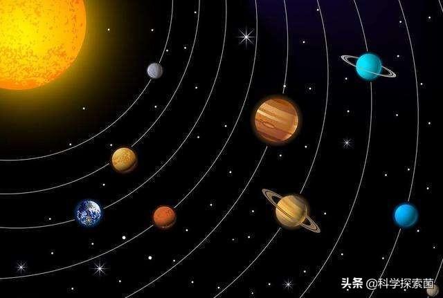 地球为什么存在自转和公转?