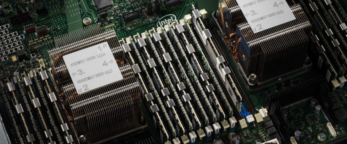 服务器最大内存是多少?制约因素有些什么呢?