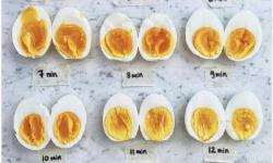 鸡蛋煮几分钟口感最好?