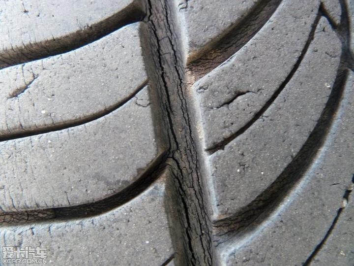 说说关于轮胎的几个小常识