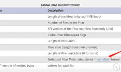 浅析phar反序列化漏洞攻击及实战